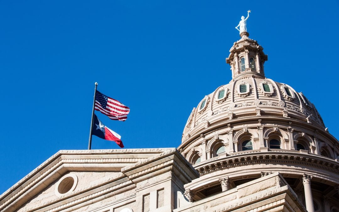 Does Greg Abbott Have the Authority to Impose Bail Restrictions?