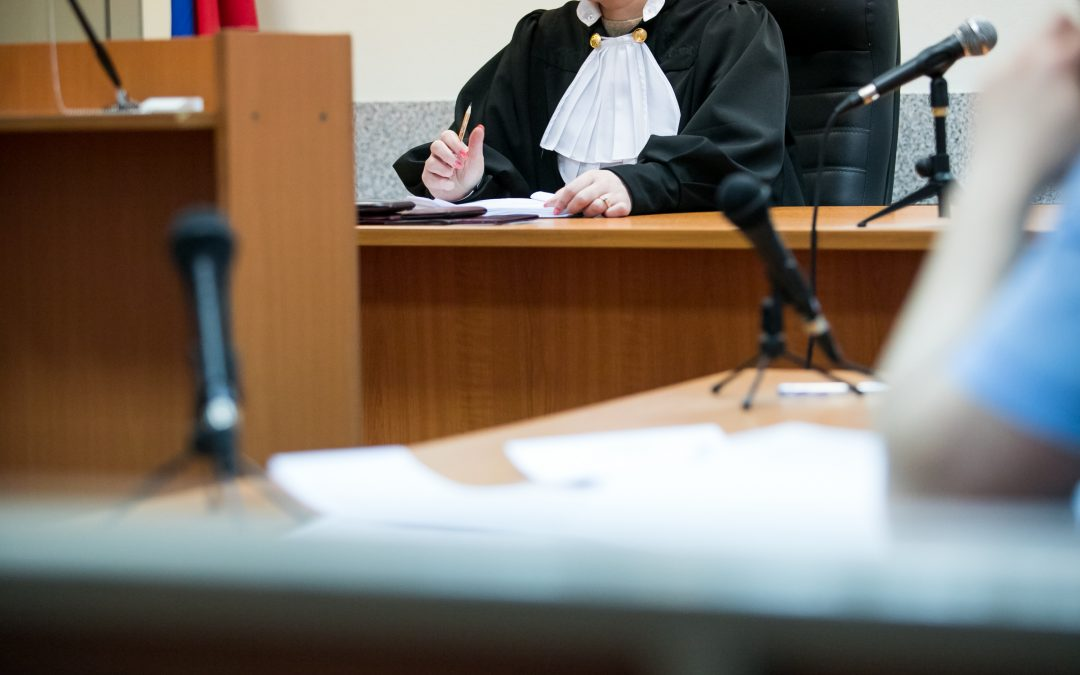 What Not To Do During Your Court Hearing