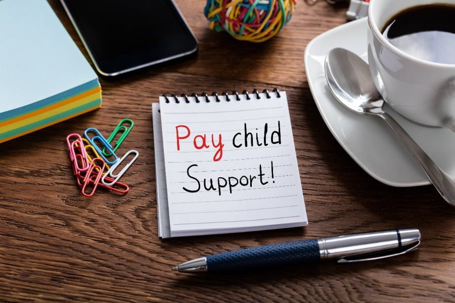Can Bail Money be Used to Pay Child Support?